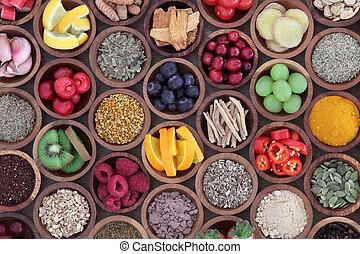 Comida saludable para aumentar el sistema inmunológico