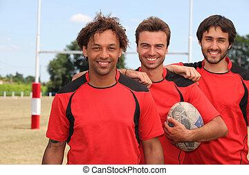 compañeros, rugby