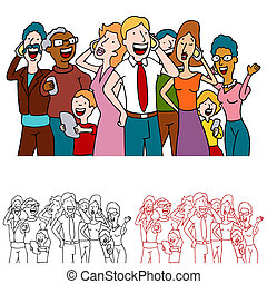 Compartir buenos usuarios de teléfonos celulares
