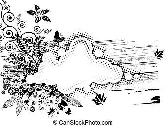 Composición de flora