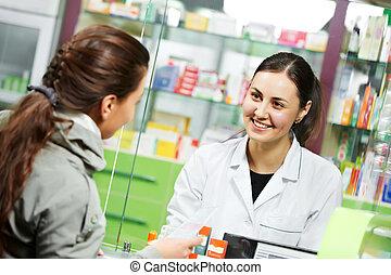Compra de drogas médicas