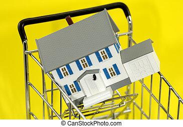Compra en casa