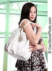 Comprando mujeres asiáticas