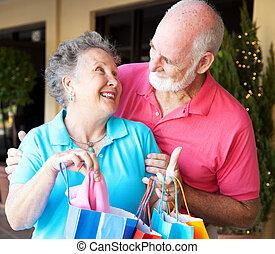 Comprar ancianos enamorados