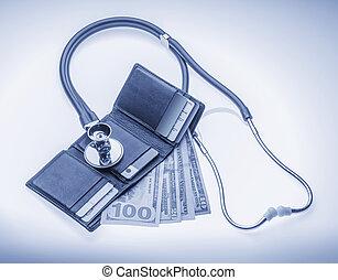 Comprobando el costo de la salud
