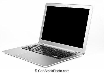 computador portatil, aire