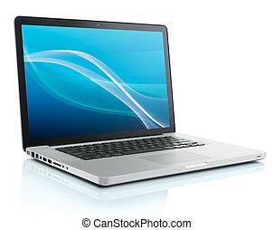 computadora de computadora portátil