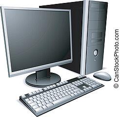 Computadora de Desktop.