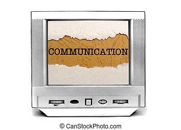Comunicación de TV