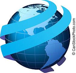 Comunicación global, vector