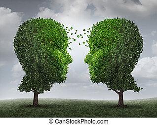 Comunicación y crecimiento