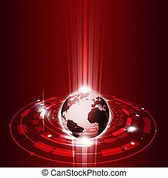 Comunicaciones globales de tecnología