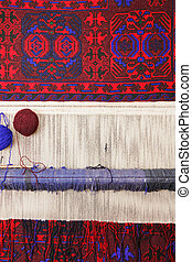 Con alfombra