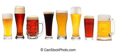 Con cerveza diferente