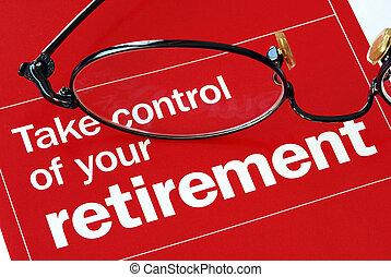 Concéntrate y toma el control de tu jubilación