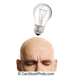 concentración, idea