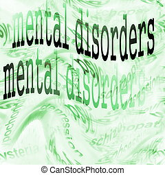 Concepten desordenes mentales