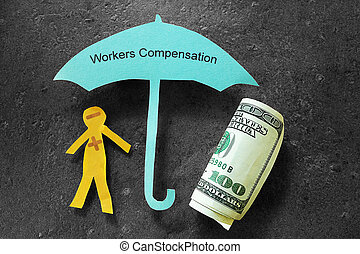 concepto, compensación, trabajadores