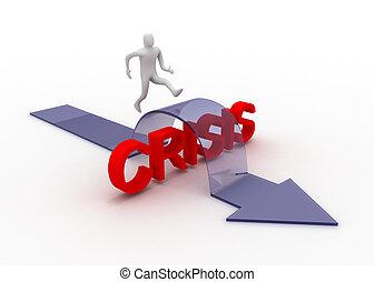 concepto, crisis