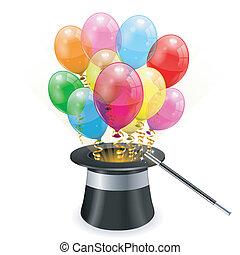 concepto, cumpleaños