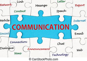Concepto de comunicación