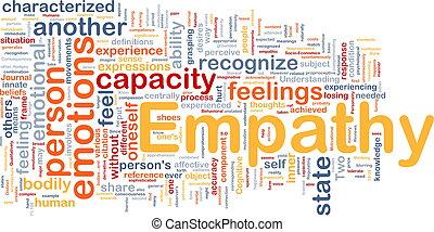 Concepto de empatía