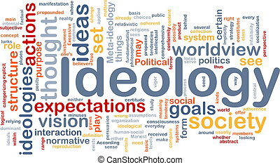 Concepto de ideología