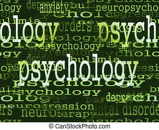 Concepto de la psicología