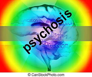 Concepto de la psicosis