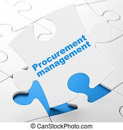 Concepto de negocios: gestión de adquisición de antecedentes