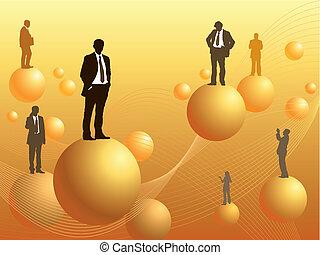 Concepto de negocios