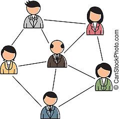 Concepto de trabajo en equipo