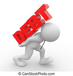 concepto, deuda