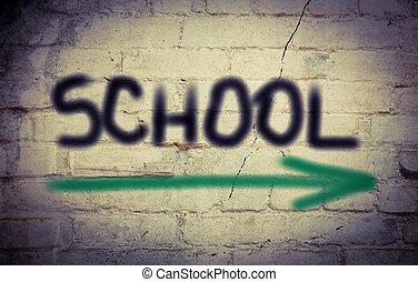 Concepto escolar