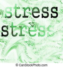 Concepto estrés
