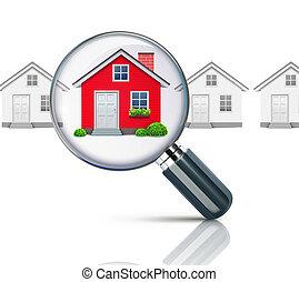 concepto, inmobiliario