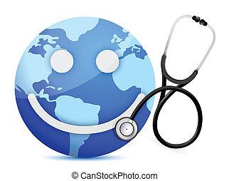 Concepto médico de salud