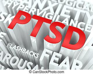 Concepto PTSD.