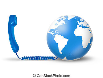 concepto, telecomunicaciones