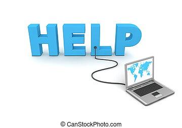Conectado para ayudar
