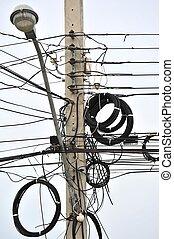 Conexiones de electricidad
