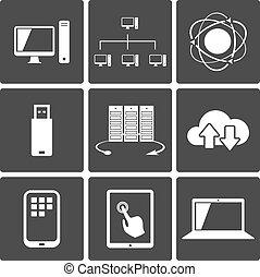 Conexiones de red y móviles
