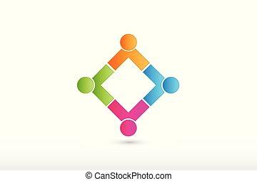 Conexiones del equipo de Logo