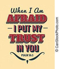 confianza, asustado, cuándo, mi, soy, usted, puesto