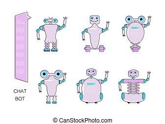 conjunto, chatbot