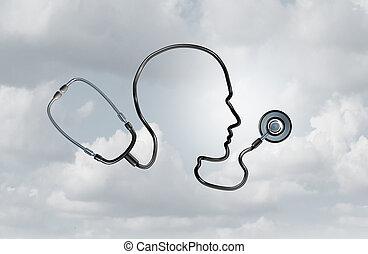 conocimiento, salud, mental