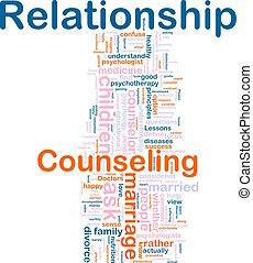 Consejera de relaciones