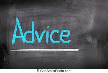 consejo, concepto