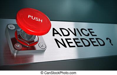 Consejos urgentes, solución de problemas