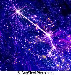 constelación, aries